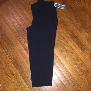 NEW! Navy Blue Crop Dress Pants